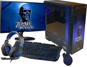 SET ZOMBIE MACHINE A -AMD RYZEN 3 1200 3,1Ghz+480GB SSD+AMD RX 570 4GB