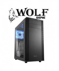 WOLF 11 - Intel i7-9700K 3,6GHz+240GB SSD+ AMD RX 590 8GB