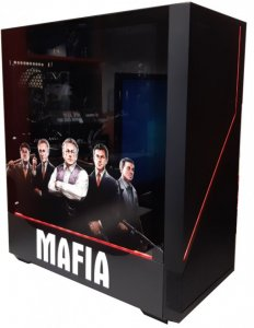 MAFIA PC -Intel i5-10400F 2,9-4,8GHz+1000GB SSD+AMD RX 5700 XT 8GB + hra MAFIA Definite Edition