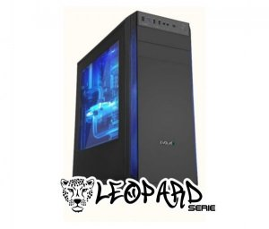 Leopard 2 - AMD RYZEN 3 1200 3,2Ghz+480GB SSD+AMD RX 570 4GB