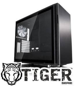 TIGER 5 - Intel i7-9700K 3,6GHz+250SSD+ Nvidia RTX 2080 8GB