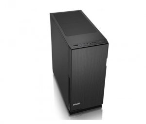 Černý PC - Intel i7-8700 3,2-4,6GHz+240GB SSD+ Nvidia GTX 1060 6GB