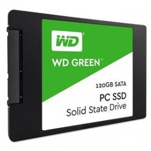 WDC GREEN PC SSD WDS120G2G0A 120GB 2.5