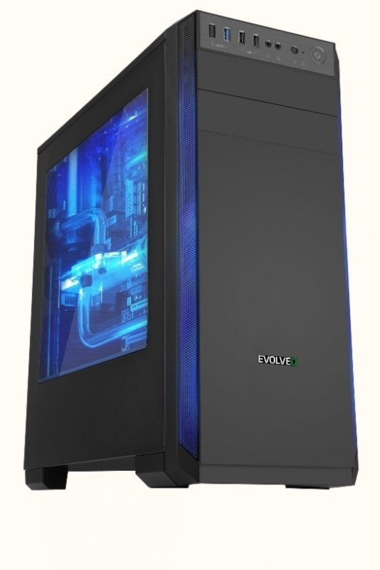 WOLF 1b - Intel I3 10100F, 3,6 Ghz  - 480GB SSD - AMD RX 5500 8GB